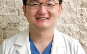 dentist Jung Song Park periodontist, implantologist and 3D CAD CAM specialist